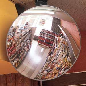 Se-Kure-View Convex Mirror